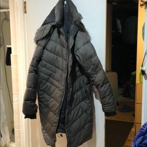 Long Columbia Winter Coat